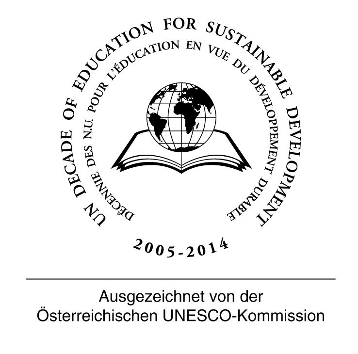 Viel-Falter Ist UNESCO Dekadenprojekt!