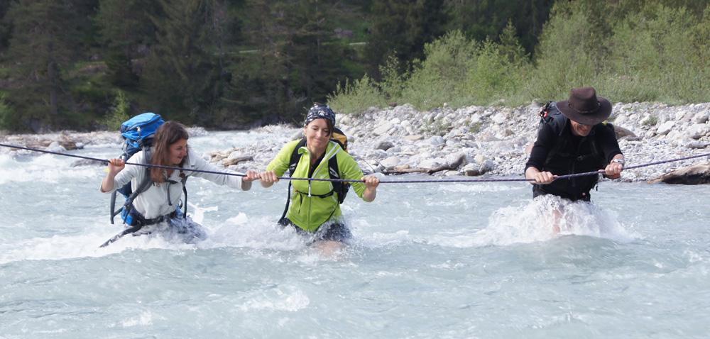 Naturpark Tiroler Lech – Naturführerkurs 14. – 17. Mai 2015