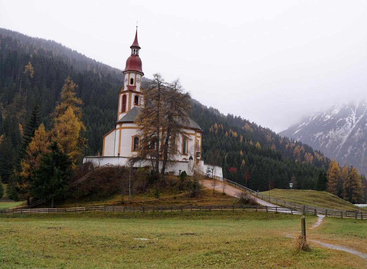 Bergsturz In Obernberg