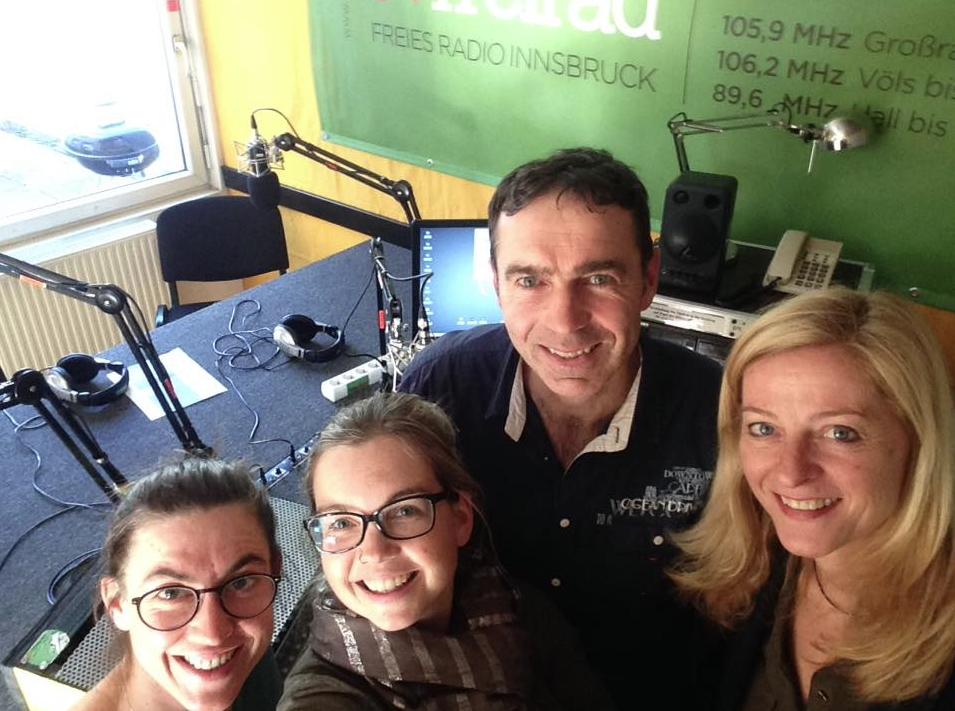 Natopia Goes Radio! Erste Sendung: Wildbienen