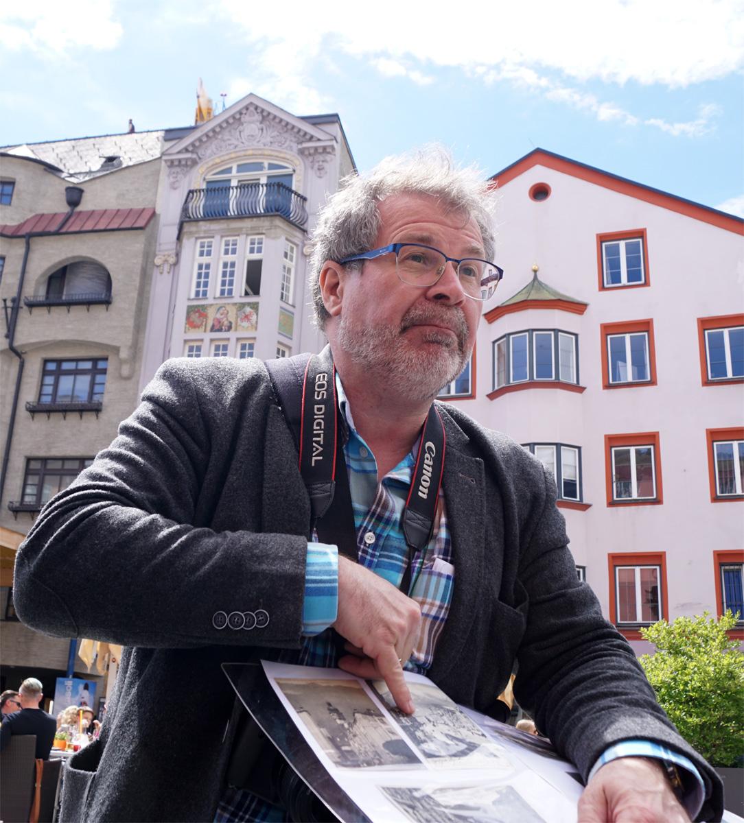 Kultur- Und Naturwanderung Durch Innsbruck