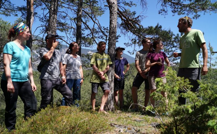 Naturführerkurs Im Naturpark Ötztal – 25.-28. Mai 2017