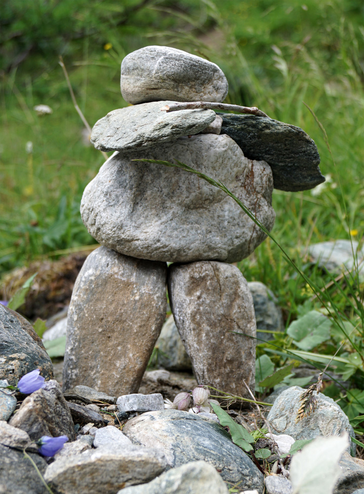 Geologie Dorfertal 12 Steine Kreativ Kl