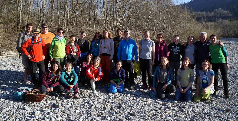 Natopia Teamtage 2018 – Naturerlebniszentrum Allgäu, 6.-7. April 2018
