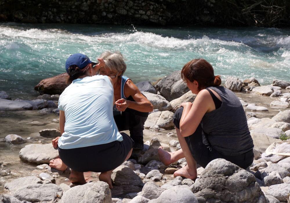 """Naturpark Karwendel – 10. Bis 13. Mai 2018 – """"Wasser"""""""