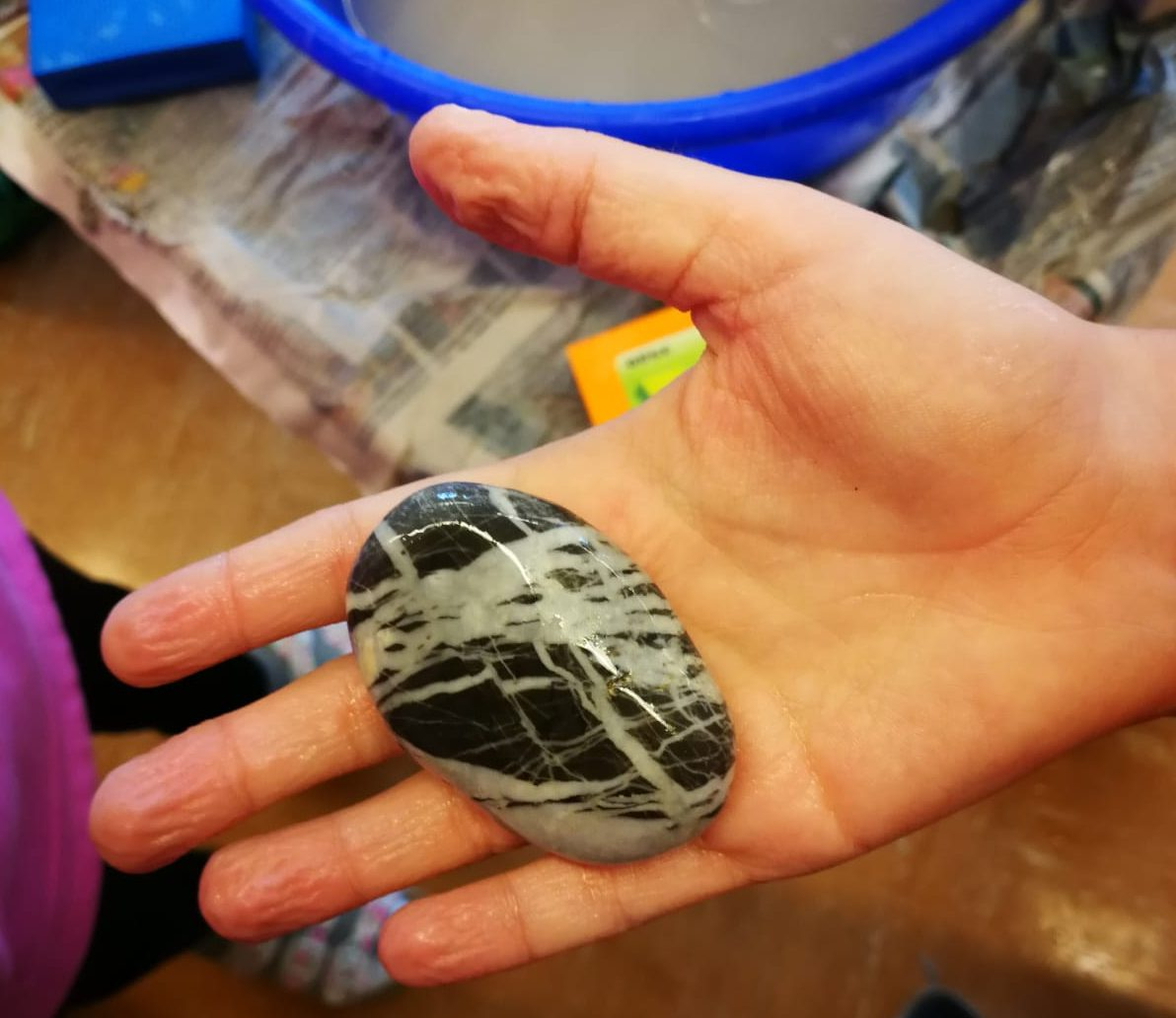 VS Reutte – Steine Schleifen Und Zement Herstellen