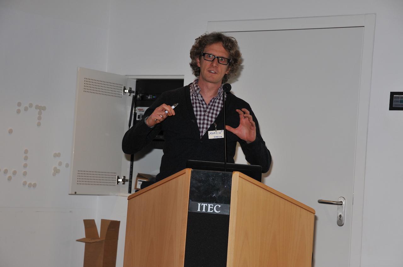 Prof. Martin Scheuch