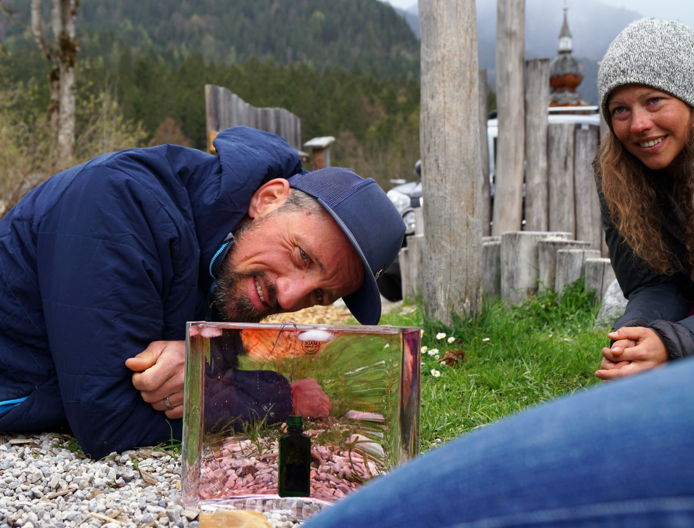"""Naturpark Karwendel – 2. Bis 5. Mai 2019 – """"Wasser"""""""