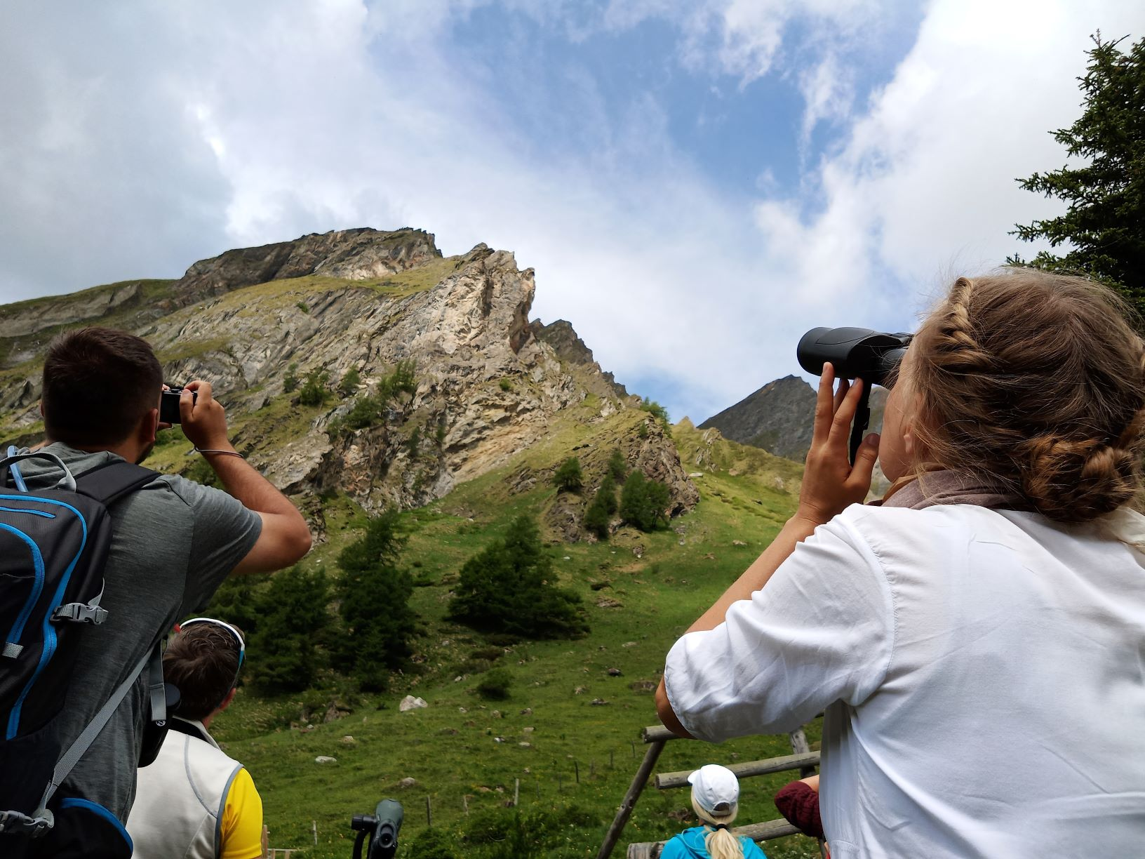 Hoch Hinaus Zum Abschluss – Tiroler Naturführerkurs Jubiläumskurs Modul Gebirge, Nationalpark Hohe Tauern, 20.-23. 6. 2019
