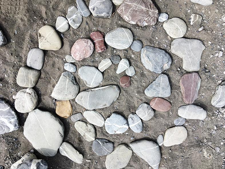 Gestalten Mit Natur: Steine