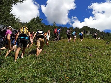 """""""Wiesenschaftler"""" Im Außerfern – Tiroler Naturfüherkurs Modul 3 In Elmen, Naturpark Lechtal, 6.-9. August 2020"""