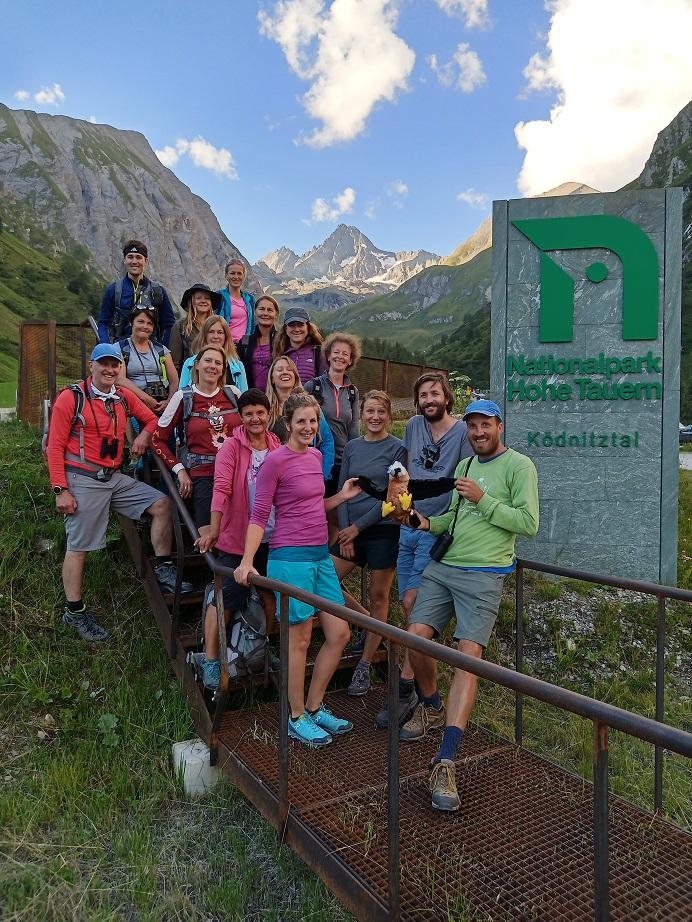 Dem Himmel So Nah – Tiroler Naturführerkurs Modul 4, Nationalpark Hohe Tauern, 20.-23. August 2020