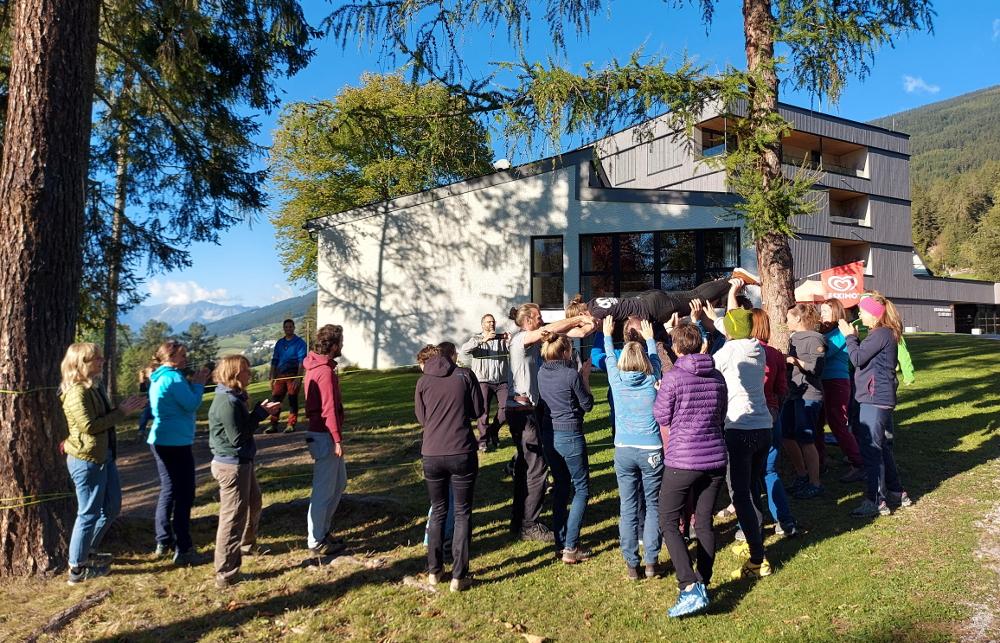 "Natopia-Teamtage 2021 Im Bildungshaus St. Michael – Thema: ""Das Natopia-Prinzip"""
